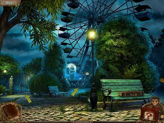 weird park: broken tune collector's edition screenshots 2