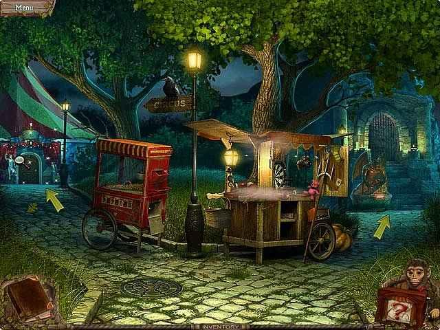 weird park: broken tune collector's edition screenshots 3