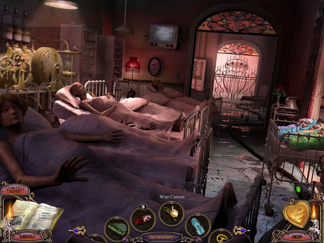 mystery case files: escape from ravenhearst collector's edition screenshots 2