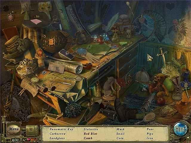 dark tales: edgar allan poe's the premature burial screenshots 1