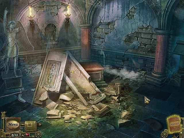 dark tales: edgar allan poe's the premature burial screenshots 2