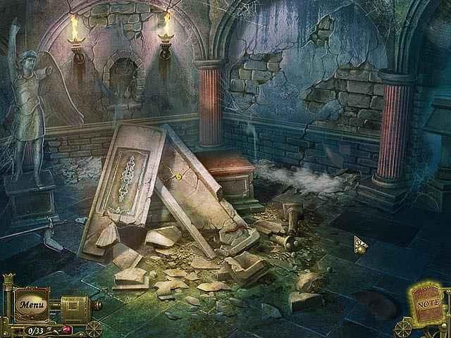 dark tales: edgar allan poe's the premature burial screenshots 2