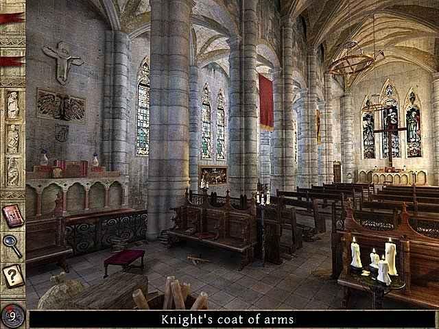 secrets of the vatican: the holy lance screenshots 1
