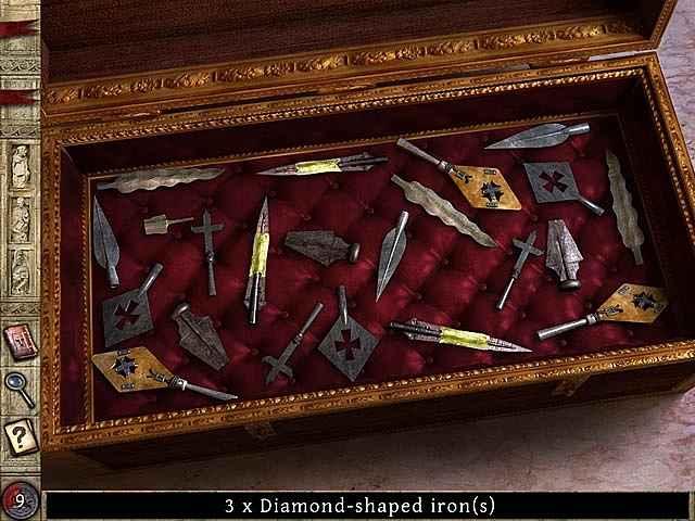 secrets of the vatican: the holy lance screenshots 2