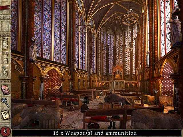 secrets of the vatican: the holy lance screenshots 3