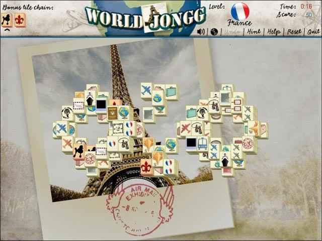 world jongg screenshots 1