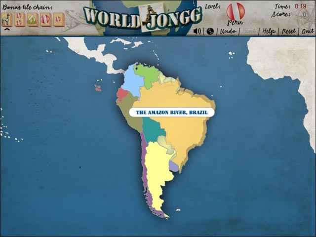 world jongg screenshots 2