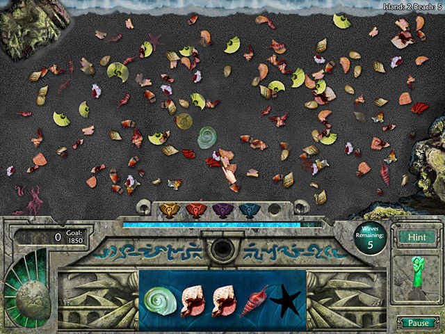 mystery of shark island screenshots 1