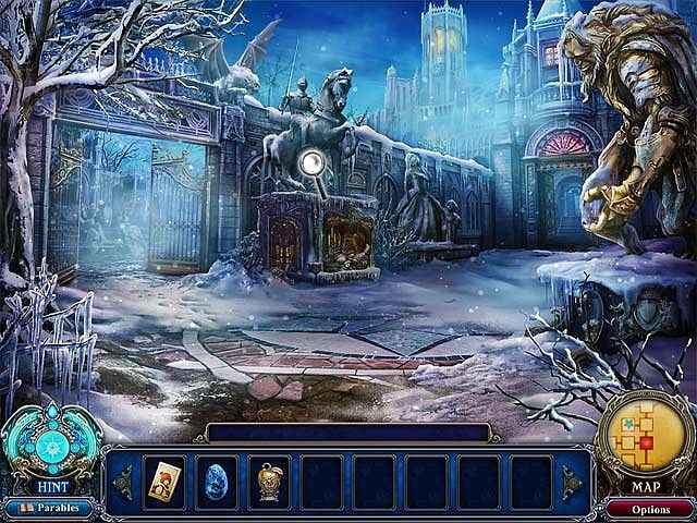dark parables: rise of the snow queen collector's edition screenshots 1