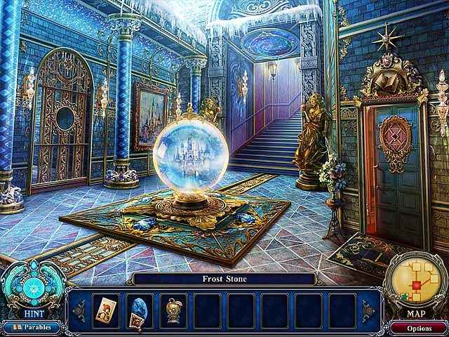 dark parables: rise of the snow queen collector's edition screenshots 2