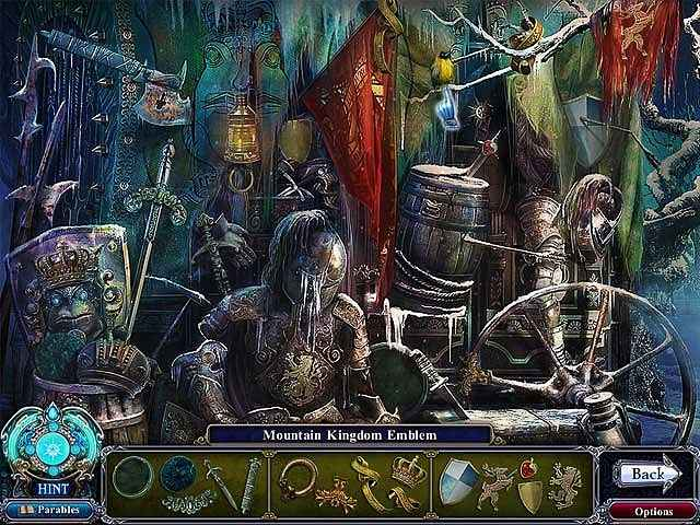 dark parables: rise of the snow queen collector's edition screenshots 3