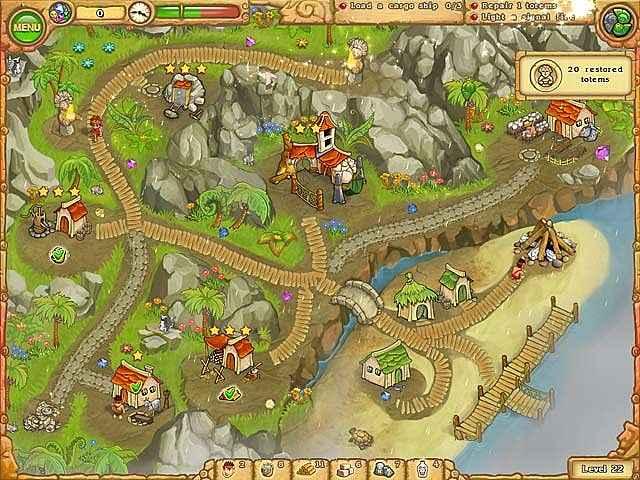island tribe 3 screenshots 1