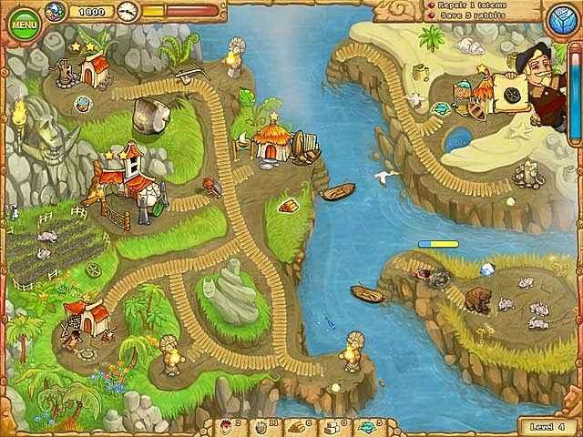 island tribe 3 screenshots 3