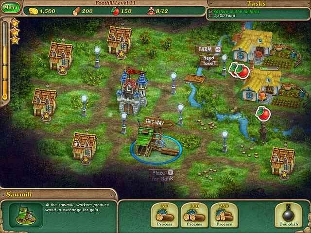 royal envoy 2 collector's edition screenshots 2