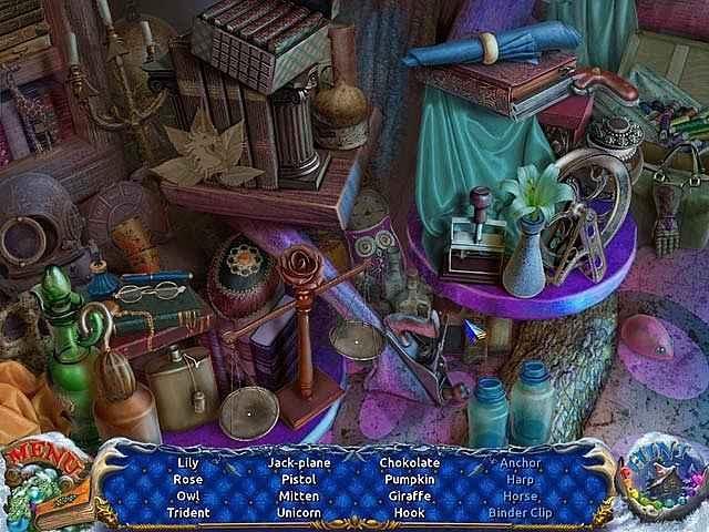 christmas tales: fellina's journey screenshots 1