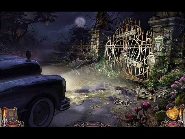 mystery case files: escape from ravenhearst screenshots 1