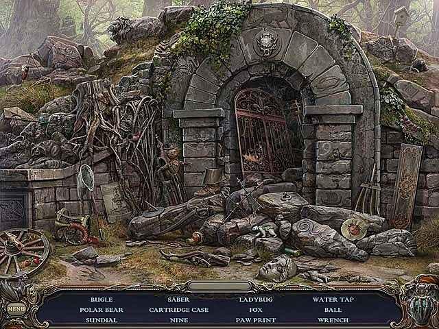 haunted manor: queen of death screenshots 1