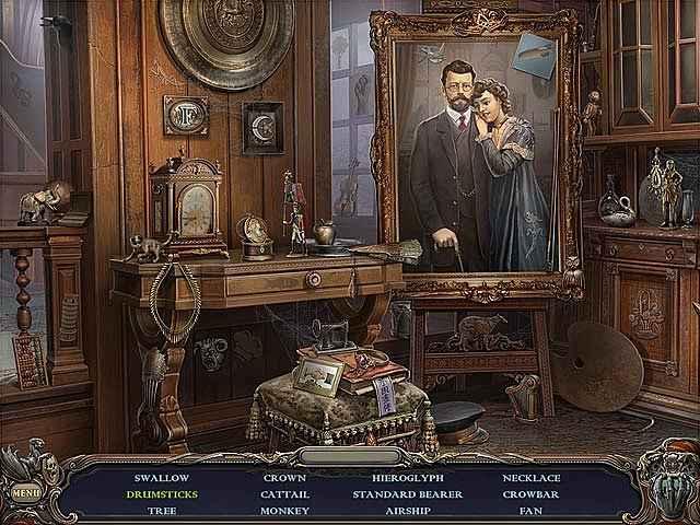 haunted manor: queen of death screenshots 3