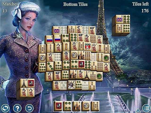 world's greatest cities mahjong screenshots 1