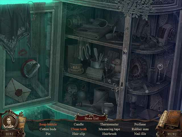 brink of consciousness: dorian gray syndrome collector's edition screenshots 1