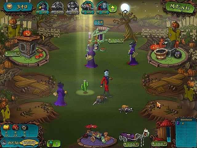 vampires vs zombies screenshots 2