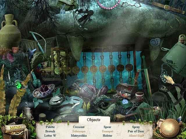 lost lagoon 2: cursed & forgotten screenshots 3