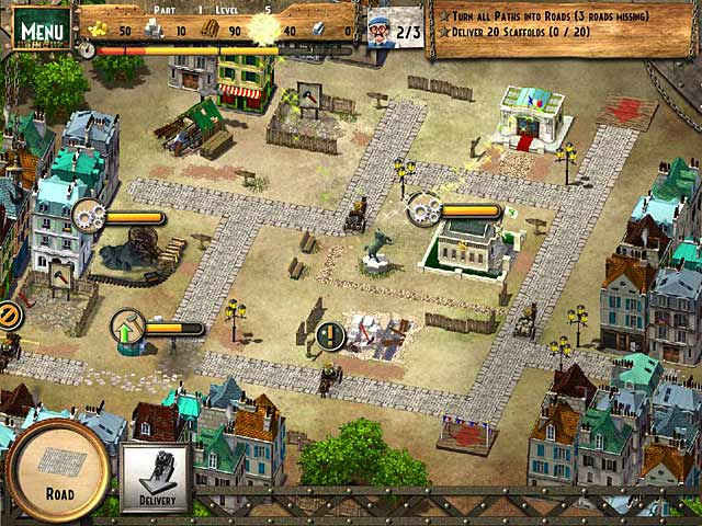 monument builder: eiffel tower screenshots 1
