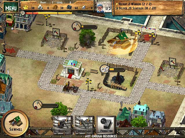 monument builder: eiffel tower screenshots 2