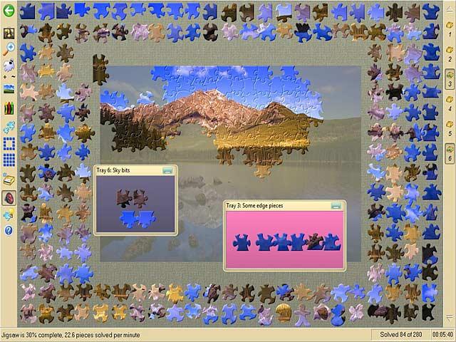 jigsaws galore screenshots 1