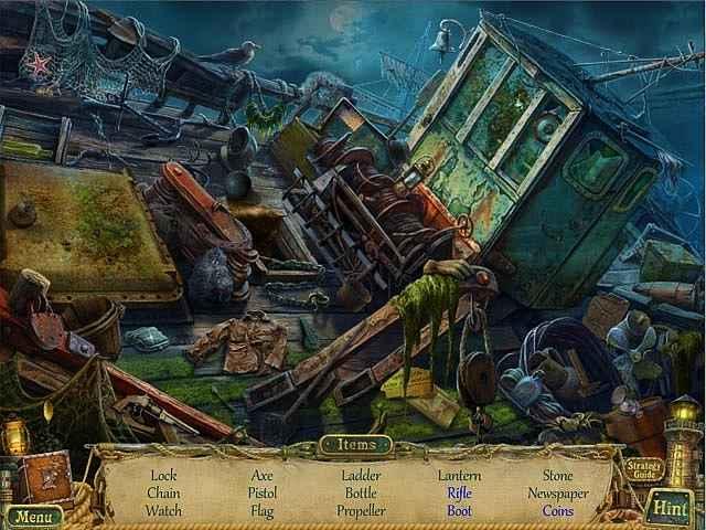 sea legends: phantasmal light collector's edition screenshots 1