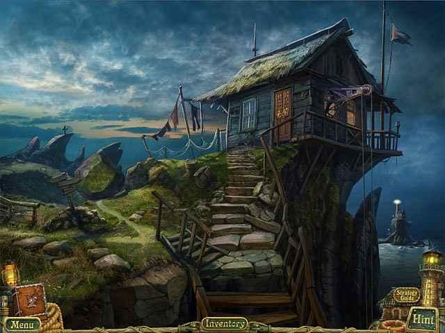 sea legends: phantasmal light collector's edition screenshots 2
