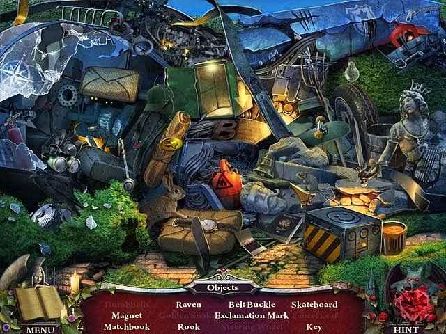 nightfall mysteries: black heart collector's edition screenshots 1