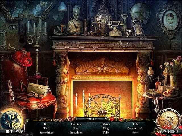 grim tales: the legacy screenshots 1