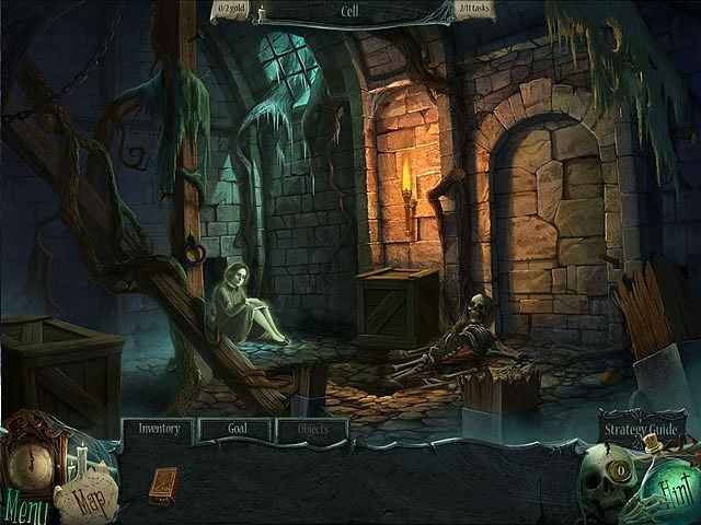 curse at twilight: thief of souls screenshots 1