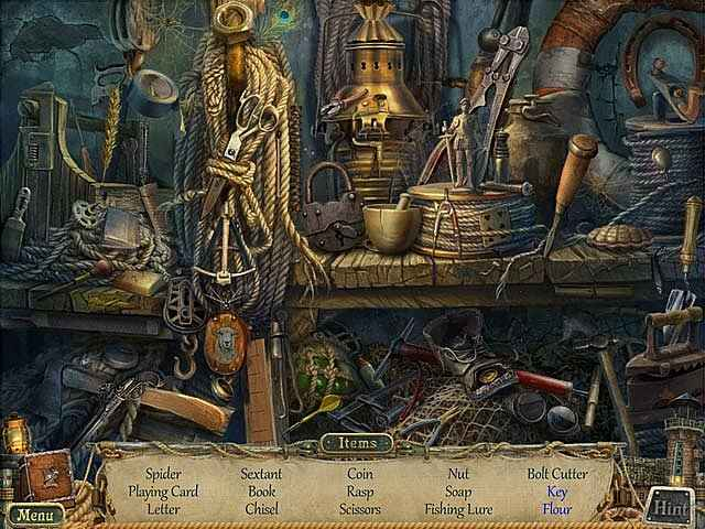 sea legends: phantasmal light screenshots 3