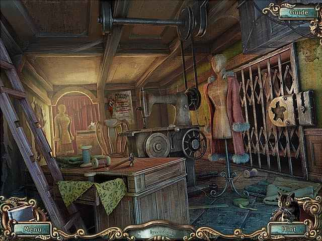 ghost towns: the cats of ulthar collector's edition screenshots 2