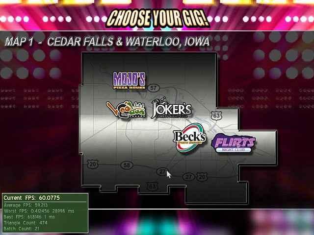 epic slots: rock hero screenshots 2