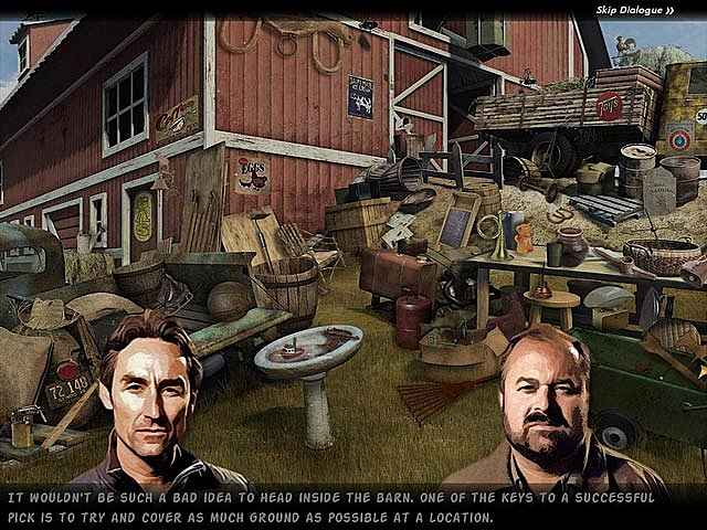 american pickers: the road less traveled screenshots 3