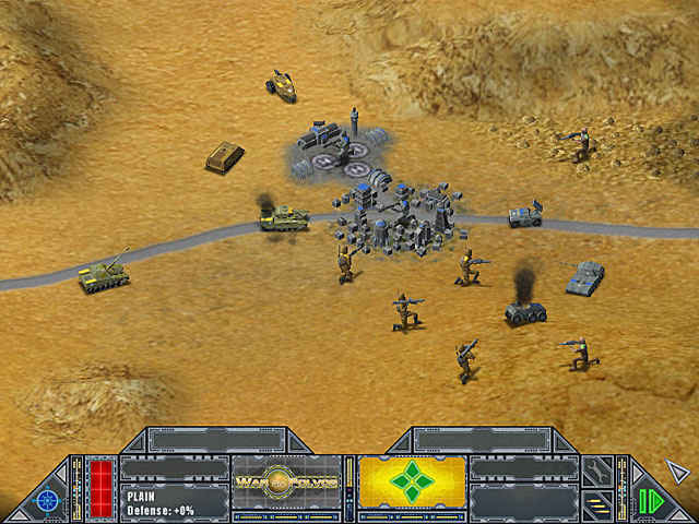 war on folvos screenshots 1