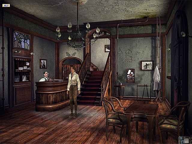 syberia - part 1 screenshots 1