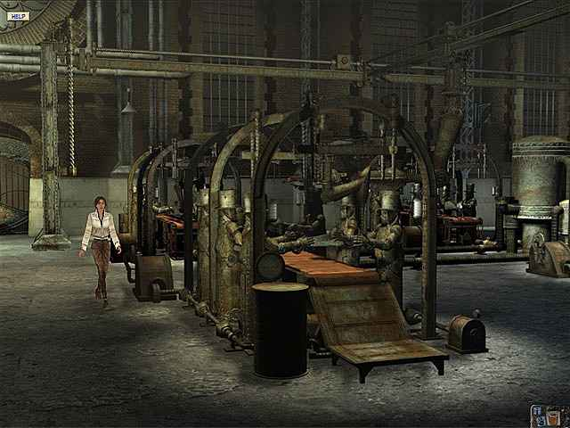 syberia - part 1 screenshots 2