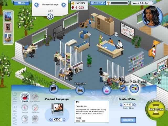 beauty factory screenshots 1