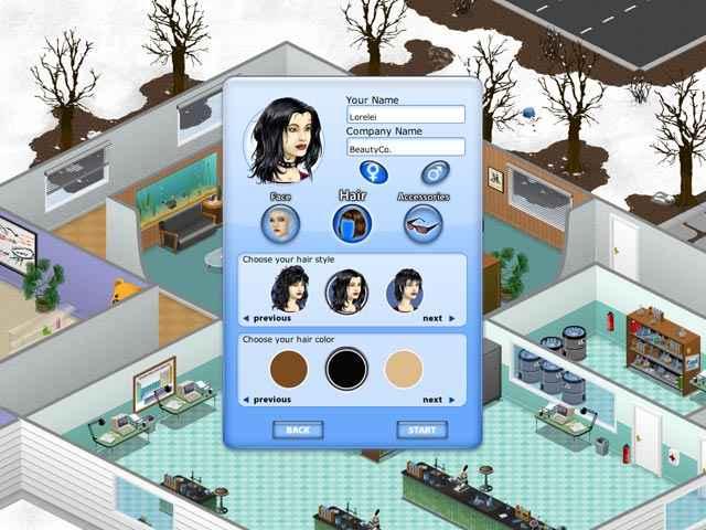beauty factory screenshots 2