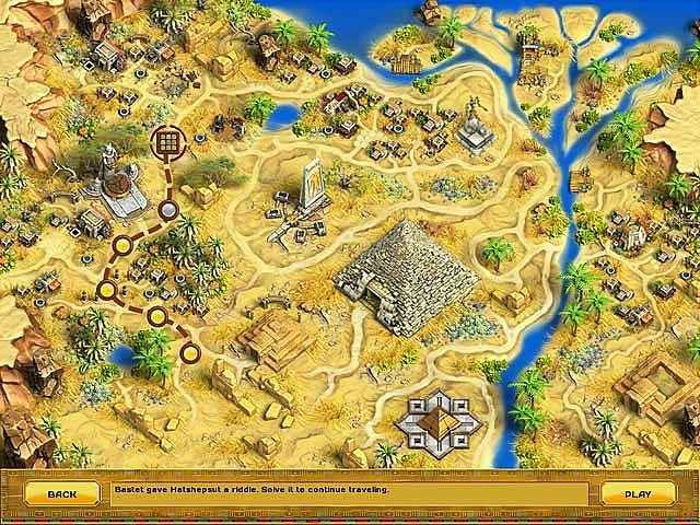 egypt: secret of five gods screenshots 1