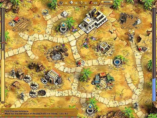 egypt: secret of five gods screenshots 3