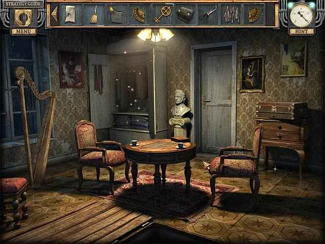 silent nights: the pianist collector's edition screenshots 3