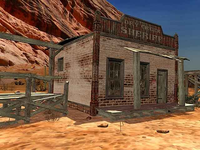 nancy drew: secret of shadow ranch screenshots 1