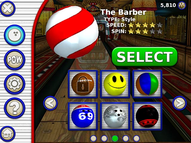 gutterball: golden pin bowling screenshots 2