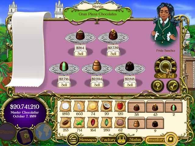chocolatier screenshots 3
