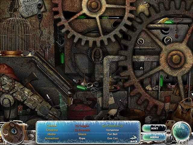 rita james and the race to shangri la screenshots 3